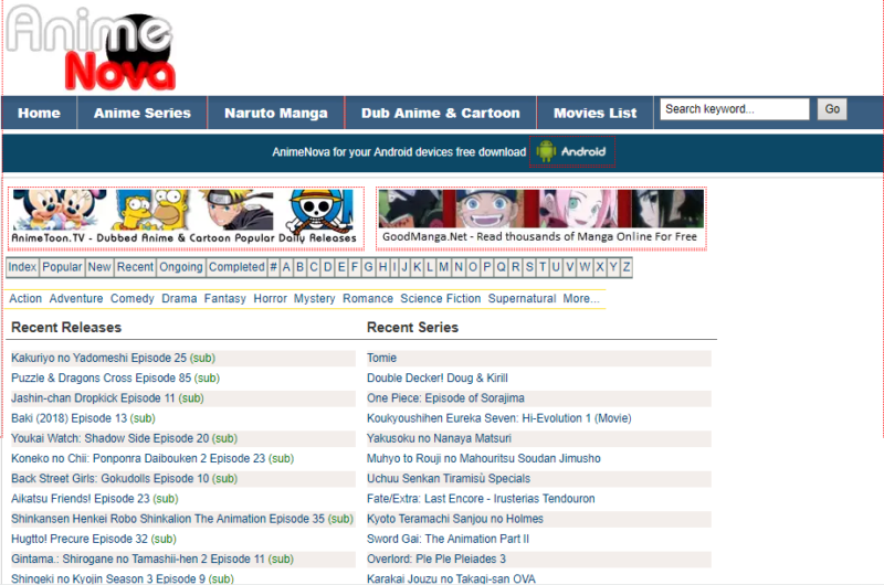 Anime Streaming Sites, 25 Anime Sites To Watch Anime Free!