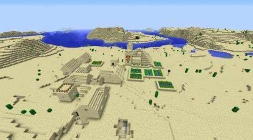 Best minecraft village seeds