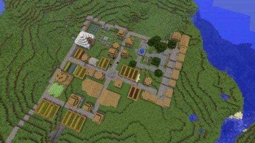 best village seed