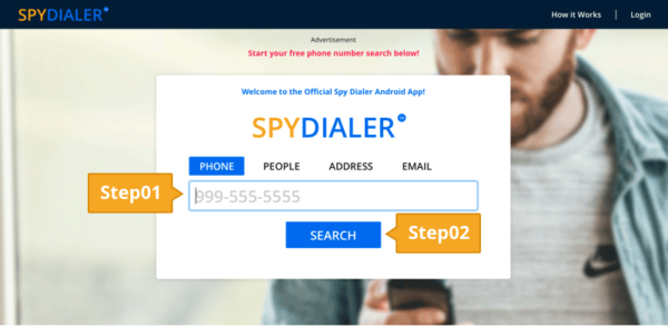 Spydialer Reverse Phone Lookup Review - iRiverAmerica