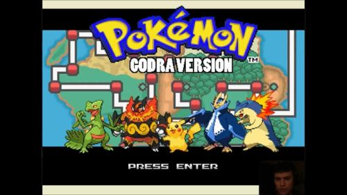 Pokemon Godra Remastered Version